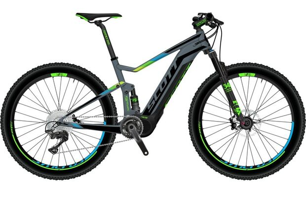 MB Scott E-Spark 2016 720 Plus