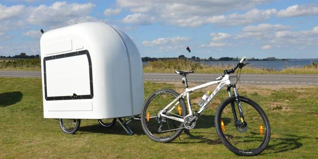 UB Bicycle Camper