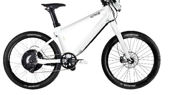 UB Grace One E-Bike Details