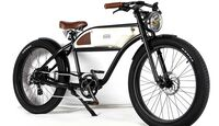 UB Greaser E-Bike Vintage Retro 02